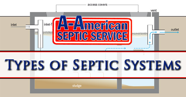 Types of Septic Systems Phoenix