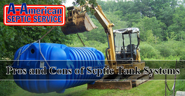 Pros and Cons of Septic Tank Systems