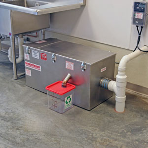 Grease Trap Cleaning & Pumping