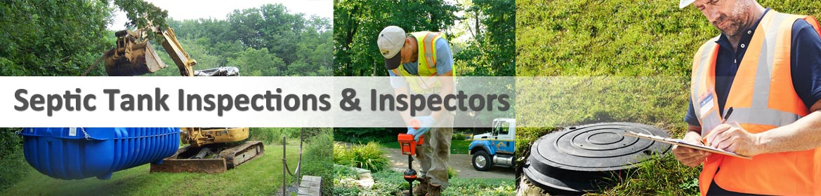 Septic Tank Inspections Inspectors A American Septic Service