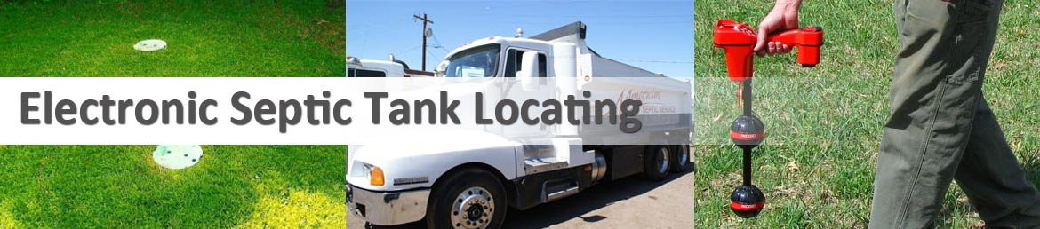 Electronic Septic Tank Locating Phoenix A-American Septic Service