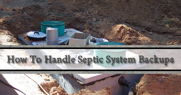 How To Handle Septic System Backups Phoenix