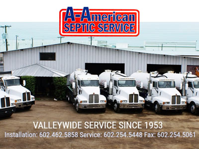 Septic Tank Pumping & Cleaning Services