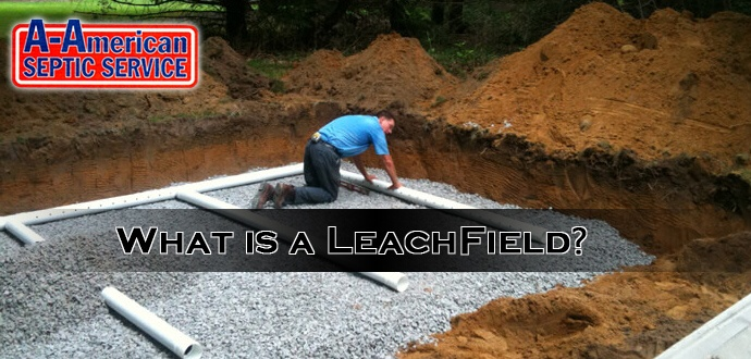 What is a leach field?
